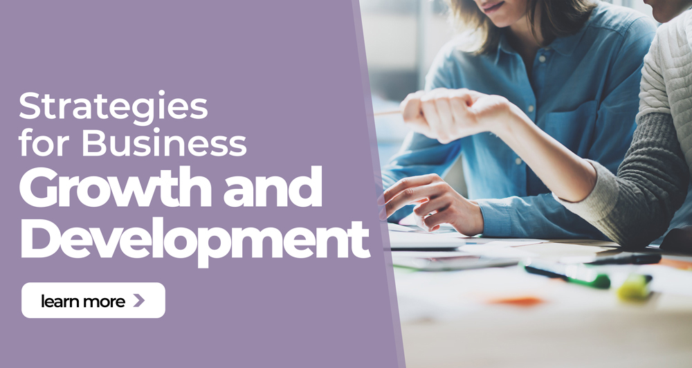 Strategies for Business Growth and Development